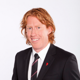 Cameron Ling, AFL Speaker