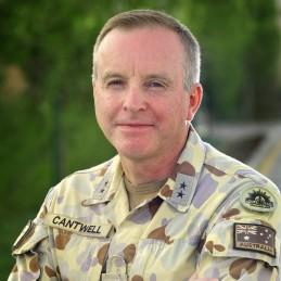 John Cantwell , Military Speaker