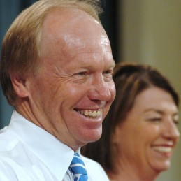 Peter Beattie Political Speaker