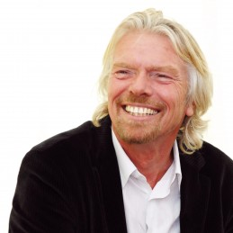 Sir Richard Branson, Entrepreneur