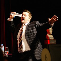 Will Fowles, Auctioneer, MC