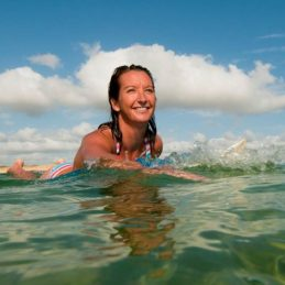 Layne Beachley - Surfer