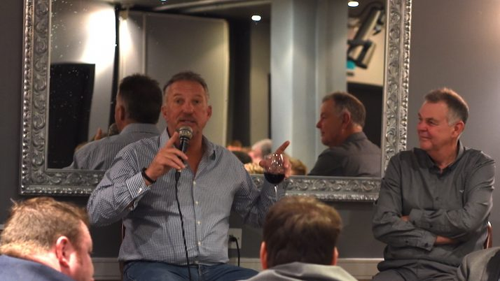 'A Knight to Remember', with Sir Ian Botham and Geoff 'Dusty' Miller