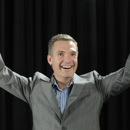 Andrew Gill, Host