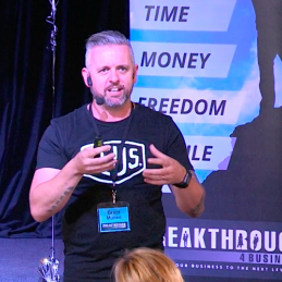 Grant Mullen, Sales Speaker