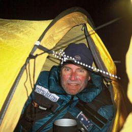 Andrew Lock, Mountaineer