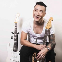 Andrew Lim, Solo Artist