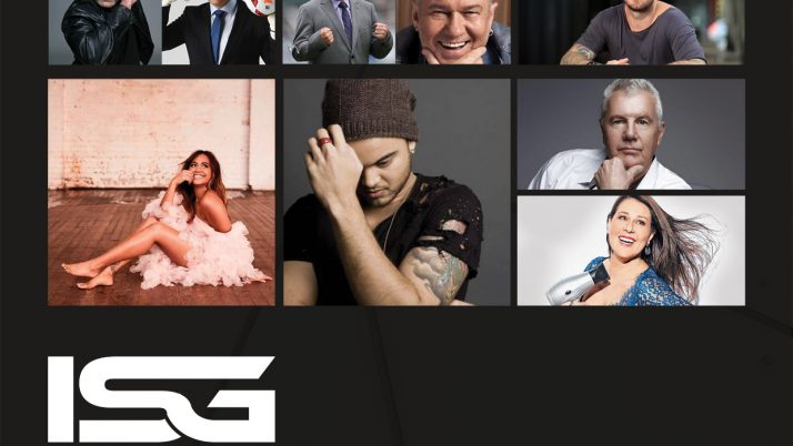 ISG Entertainment Launches