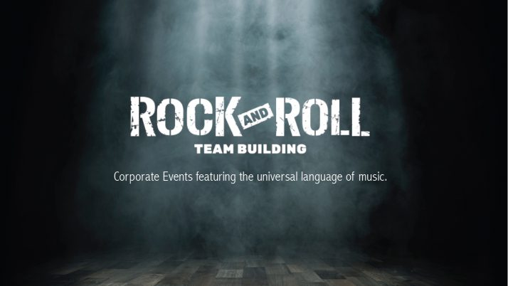 Rock and Roll Team Building