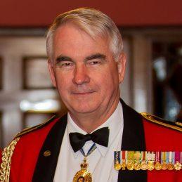 Major General Ken Gillespie