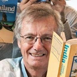 Tony Wheeler, Travel Speaker