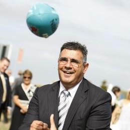Andrew Demetrio, AFL Speaker
