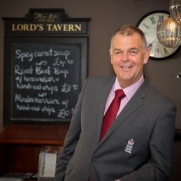 Geoff Miller, Cricket Speaker