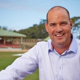 Mickey Arthur Australian Cricketer