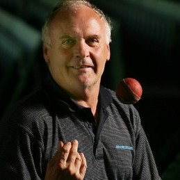 Rodney Hogg, Cricket Speaker