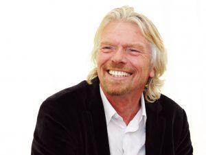 Sir Richard Branson, Entrepreneur