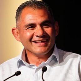 Eric Rush, Rugby Speaker