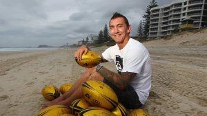 Mat Rogers, NRL, Rugby, Speaker