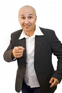 Tahir, Comedian