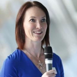 Alison Mitchell, Master of Ceremonies