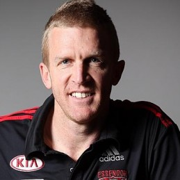 Dustin Fletcher, AFL Speaker