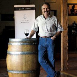 Geoff Merrill, Wine Speaker