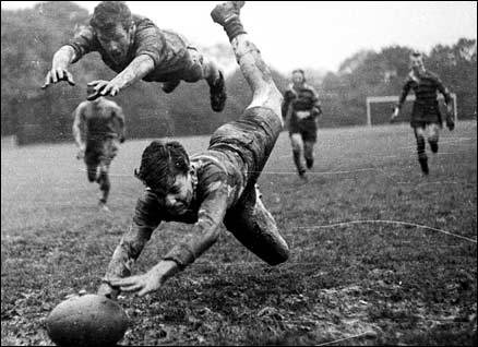 Is too much Rugby ever enough?