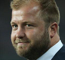 Benn Robinson, Rugby Speaker