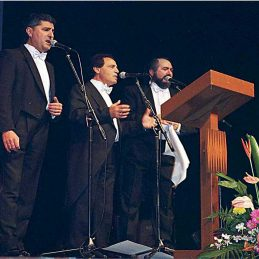 Angelo Falcone, Lawrence Allen, Vittorio Sacca, The Alternate Three Tenors