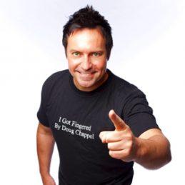 Doug Chappel, Comedian