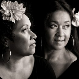 Vika and Linda Bull, Original Artist