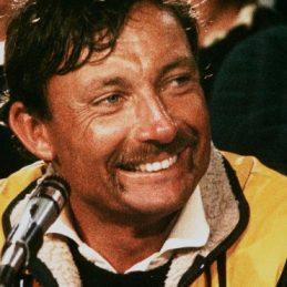 John Bertrand, America's Cup, Speaker