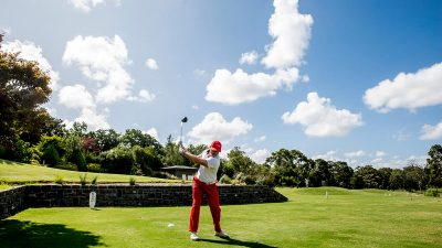 Beefy's Bushfire Appeal golf-day raises $40,000